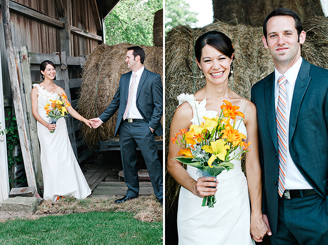 farm wedding photography dayton ohio