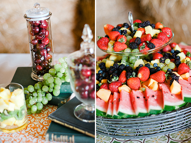 dayton ohio food photographer wedding details