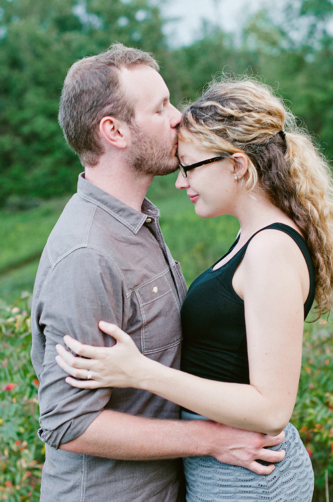intimate causal engagement photography in zanesville