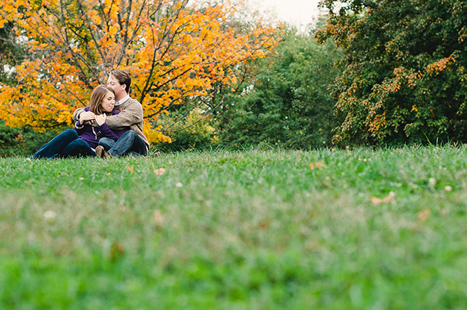 cincinnati engagement and wedding photography devou park