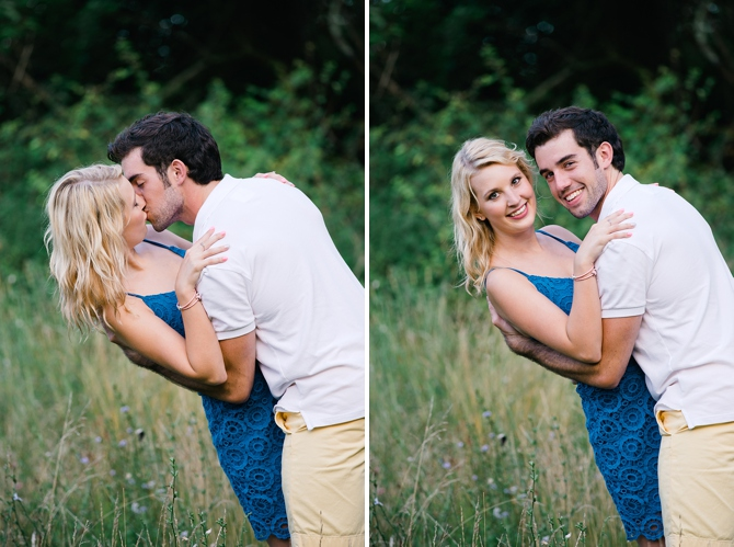 engagement photography in oxford ohio