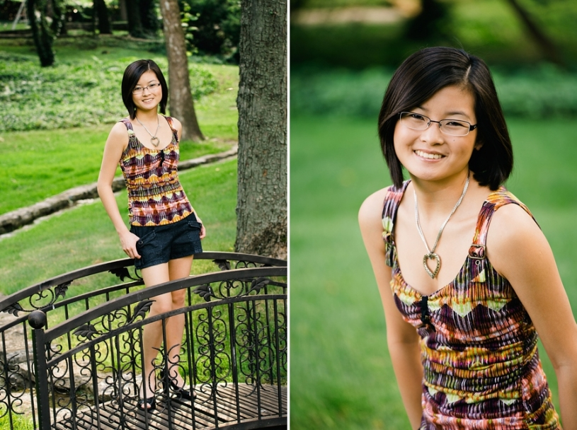centerville ohio senior portraits