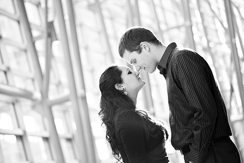 dayton ohio engagement photography