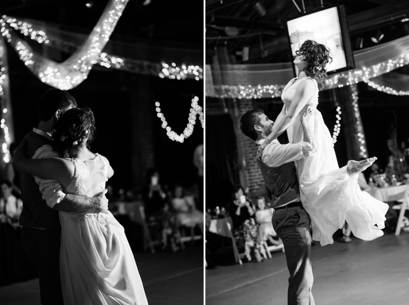 first dance top of the market